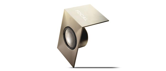 enceinte chorus 706 tweeter focal