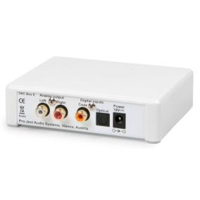 Pro-ject DAC BOX E