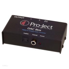 Pro-ject DAC BOX TV przetwornika D/A